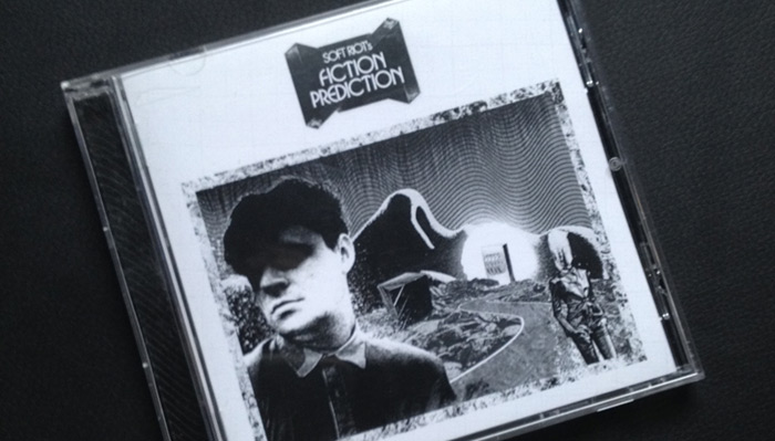 "Soft Riot ""Fiction Prediction"" Cover photo"